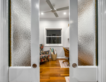Peter Cowley Constructions - Detail - Doors